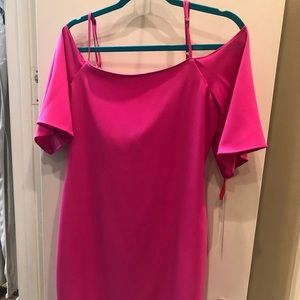 NWT Cold Shoulder Short dress